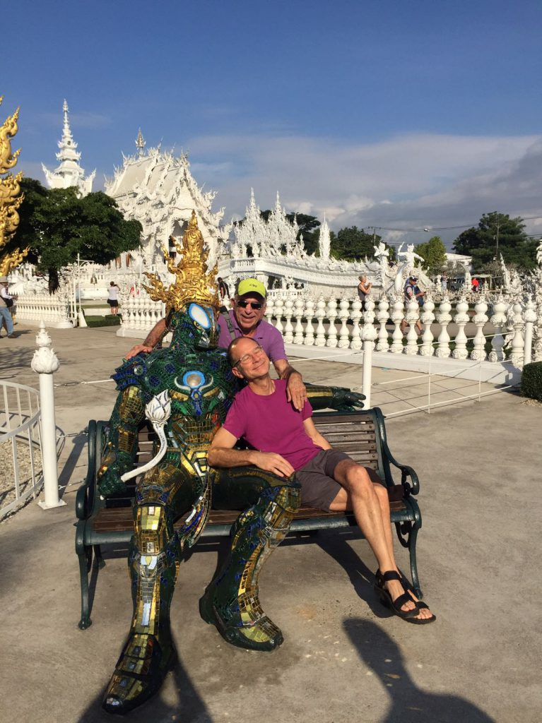 Gay Travel; Out Adventures; Thailand; Bangkok; Chiang Mai; Chiang Rai; Phuket; LGBT; Queer; The Land of Smiles