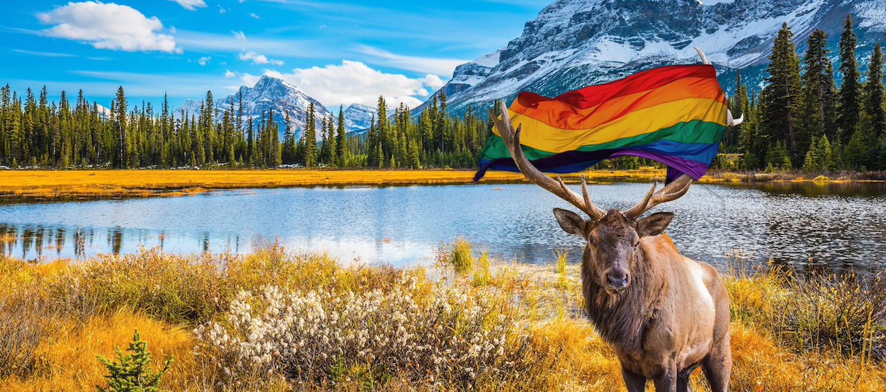 Canada; Out Adventures; Gay Travel; Gay Adventure; Gay Tour; The Rockies; British Columbia