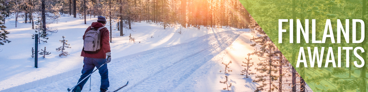 Join a gay Finland tour this winter with Out Adventures.
