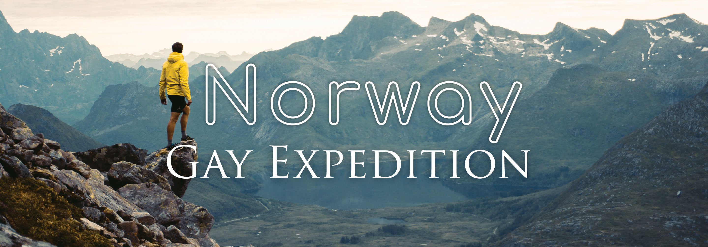 Out Adventures' gay Norway tour.