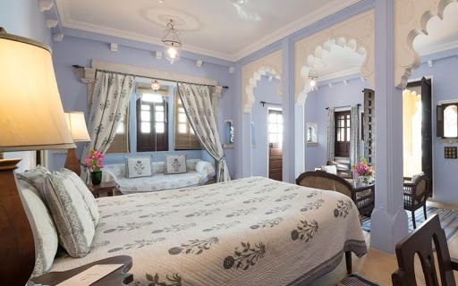 One of the Rawla Narlai Grand Heritage Rooms.