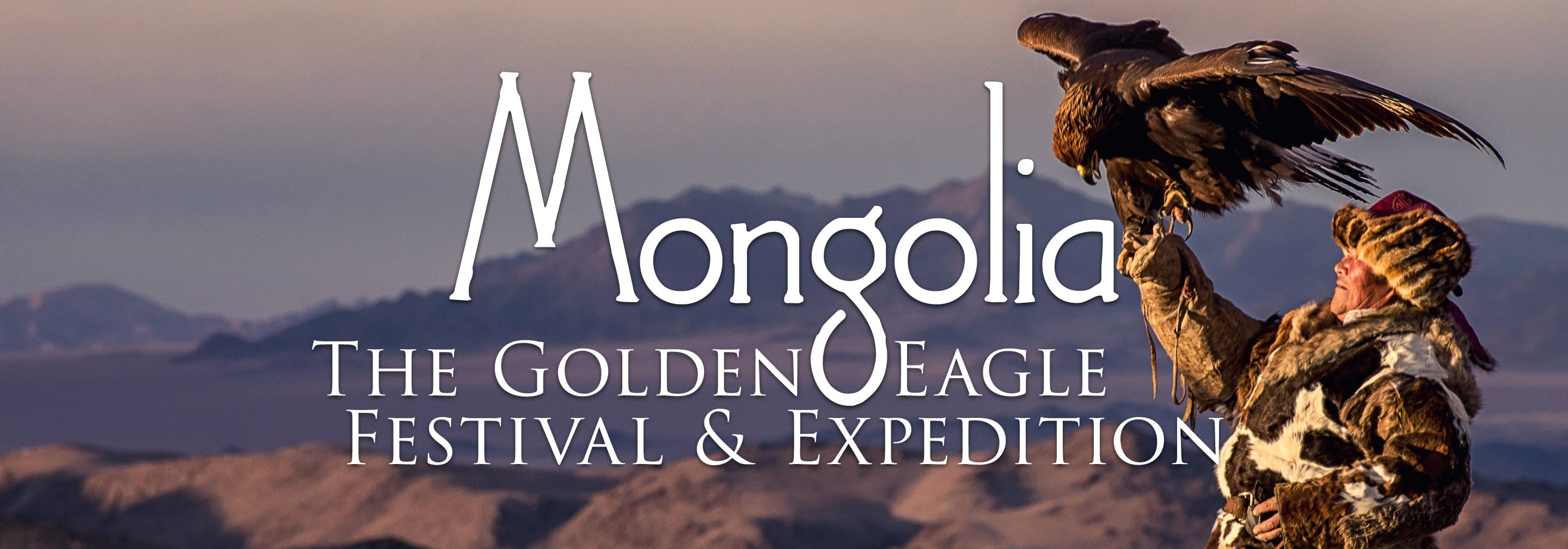 Mongolia: The Golden Eagle Festival & Expedition header image
